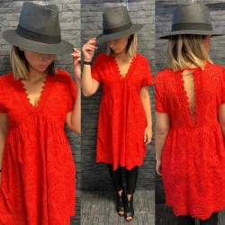 ROBE QM95 ROUGE