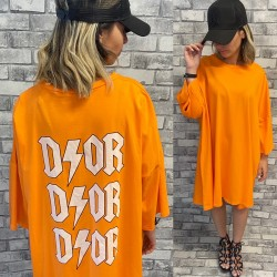 ROBE T.S EE56 ORANGE