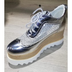 CHAUSSURES SPACE GIRLY SILVER