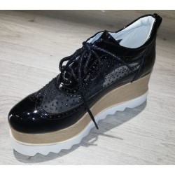 CHAUSSURES SPACE GIRLY BLACK
