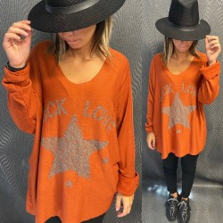 PULL EE298 ROUILLE