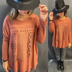 PULL EH15 ROUILLE